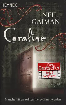 Coraline - Germany - Paperback