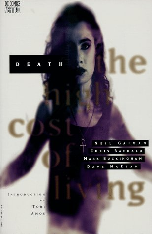 Death: The High Cost Of Living - Paperback