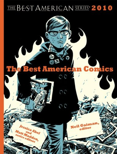 The Best American Comics 2010