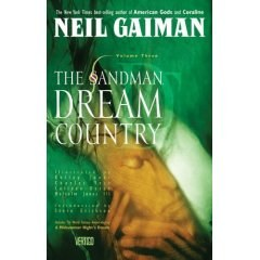 The Sandman Vol. 3: Dream Country - Paperback