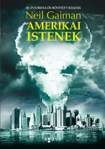 American Gods - Hungary - Paperback