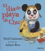 Chu's Day at the Beach - Spain - Hardback