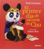 Chu's First Day of School - Spain - Hardback