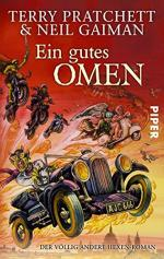 Good Omens - Germany - Paperback