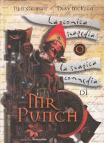Mr. Punch : The Tragical Comedy or Comical Tragedy - Italy - Hardback