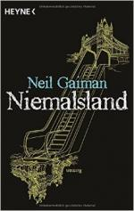 Neverwhere - Germany - Paperback