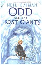 Odd and the Frost Giants - UK - Hardback