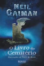 The Graveyard Book - Brazil - Paperback
