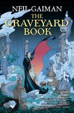The Graveyard Book - Italy - Hardback