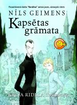 The Graveyard Book - Latvia - Paperback