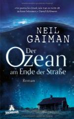 The Ocean at the End of the Lane - Germany - Paperback