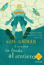 The Ocean at the End of the Lane - Italy - Hardback