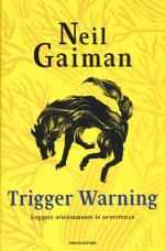 Trigger Warning: Short Fictions and Disturbances - Italy - Hardback